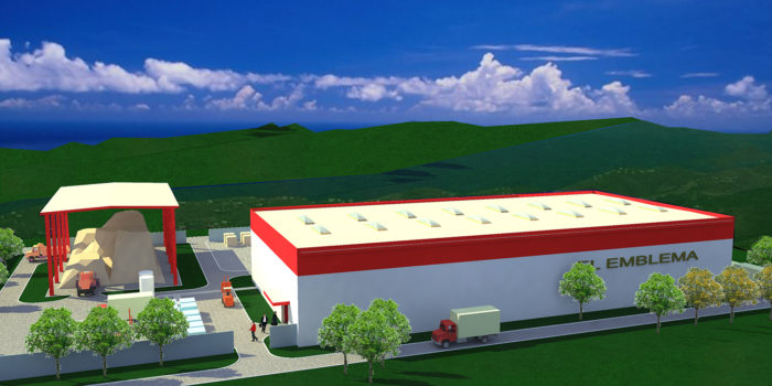 Manufacture Plant for Concrete Products in the Bolivarian Republic of Venezuela